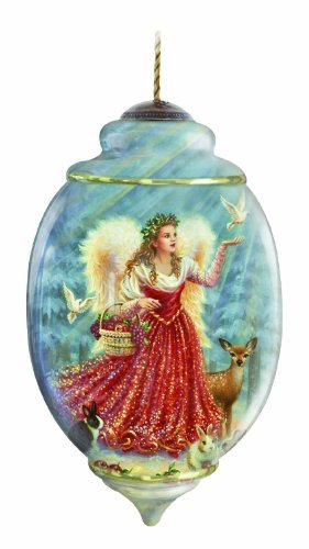 Ne'Qwa Woodland Angel Ornament