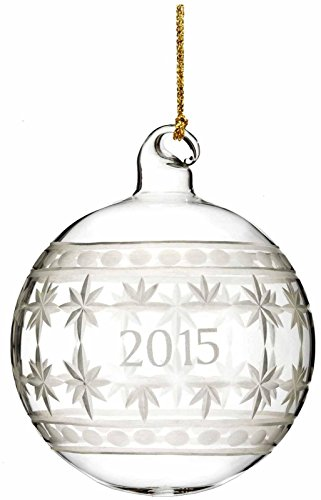Marquis By Waterford 2015 Annual Ball Christmas Ornament