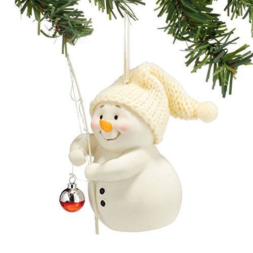Department 56 Snowbabies Gone Fishing Ornament 4045816 New 2015