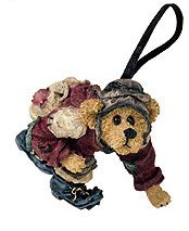 Boyds Bears Ornament T.D. Gridiron Touch Down #25737