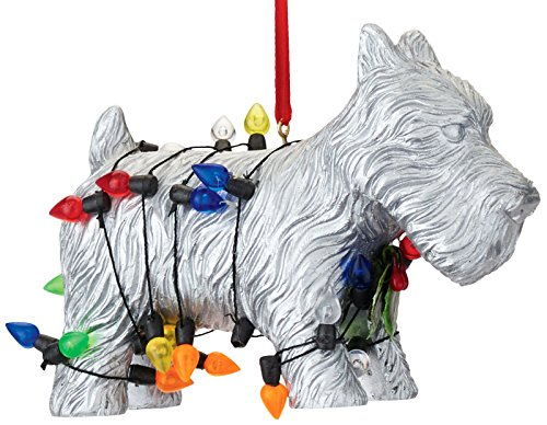 Department 56 Hasbro Monopoly Dog Ornament