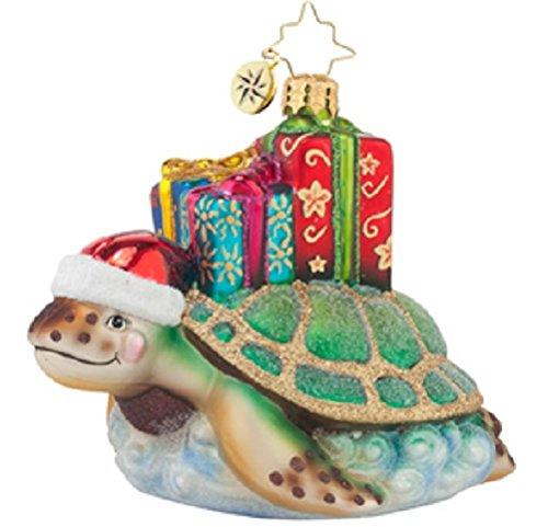 Christopher Radko Under the Sea Christmas Ornament