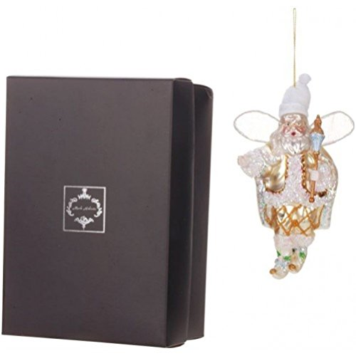 Mark Roberts Blown Glass Ice Capades Ornament Beautifully Gift Boxed