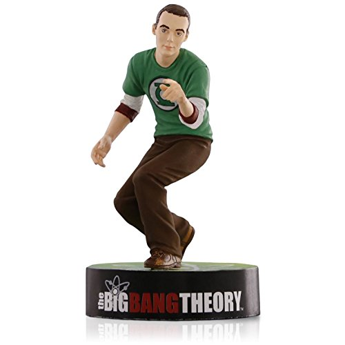 The Big Bang Theory – Dr. Sheldon Cooper Ornament 2015 Hallmark