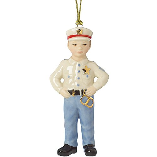 Lenox Police Officer Ornament