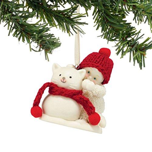 Snowbabies Snowcat Ornament