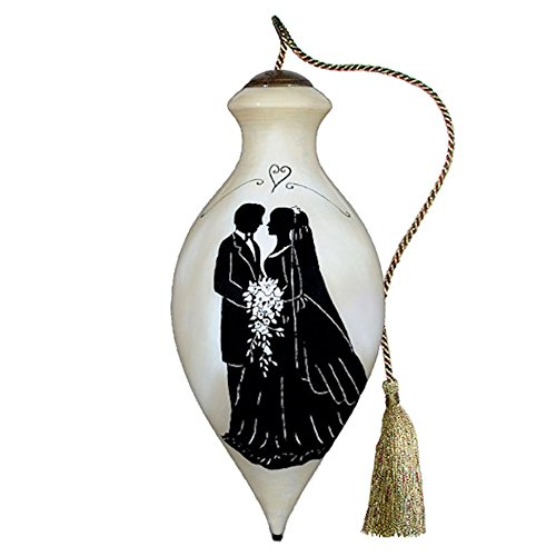 """Ne'Qwa Ornament """"Wedding Day"""", 6.5-Inches Tall, Designed by noted artist Susan Winget"""