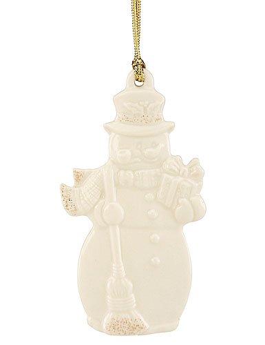 Lenox Snowman Surprise Ornament