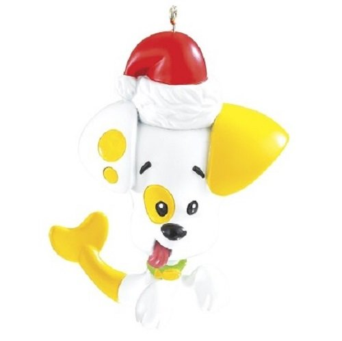 Carlton Cards Heirloom Bubble Guppies Gil's Puppy Christmas Ornament