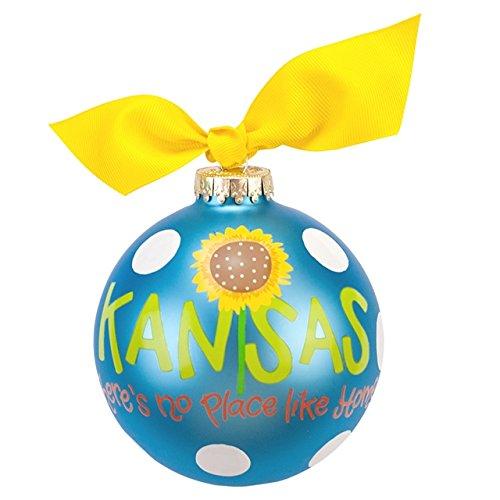 Kansas Statements Ornament