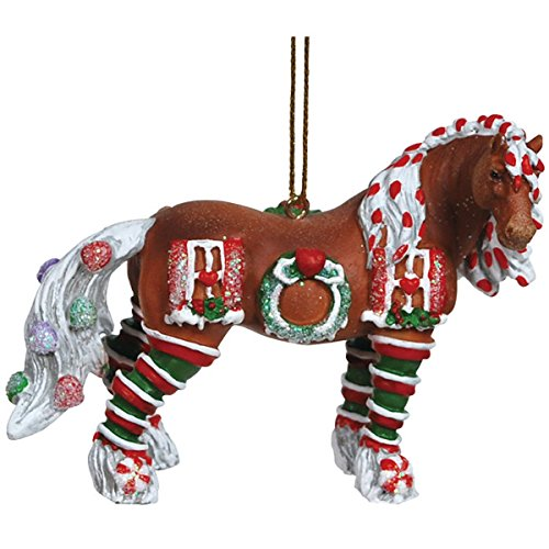 Westland Giftware Horse of a Different Color Ornament, Sugar Plum