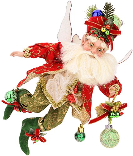 Mark Roberts Fairies, Christmas Ornament Fairy Small 11.5 Inches