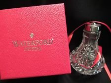 Waterford Crystal Annual Ball Ornament 2000 9th Edition Item # 115017