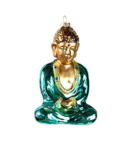 BUDDHA ORNAMENT (BLUE)