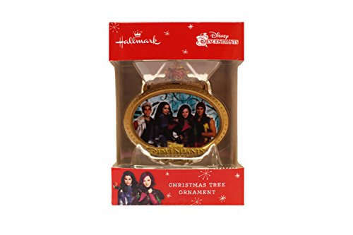 Hallmark Disney Descendants Christmas Tree Ornament