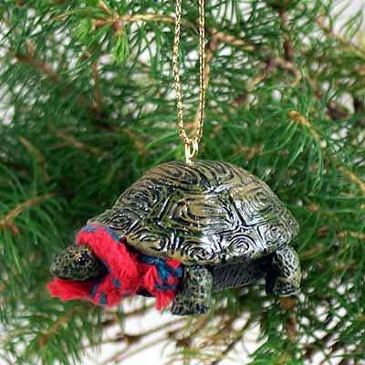 Conversation Concepts Turtle Original Ornament