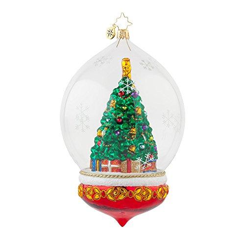 Christopher Radko Perfectly Festive Christmas Ornament