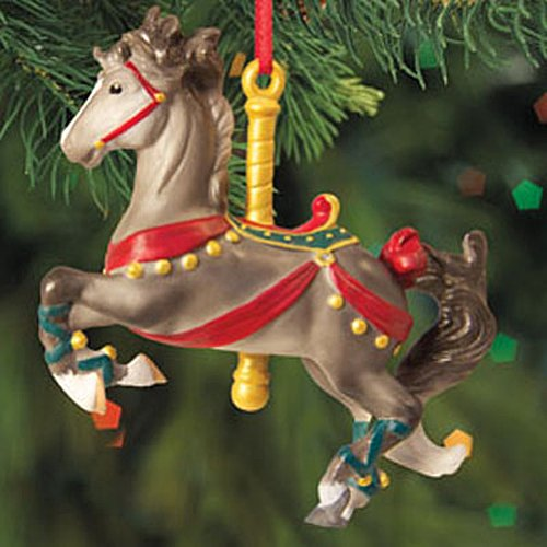 Breyer Horses 2012 Holiday Prancer Carousel Horse Ornament Melody