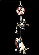 Arlene & Arluk… Pulling Together Ornament 370208