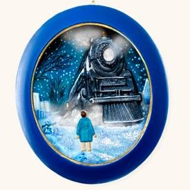 All Aboard! 2008 Hallmark Keepsake Ornament