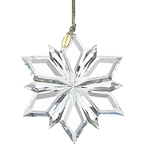 Lenox 2015 Optic Glass Star Ornament
