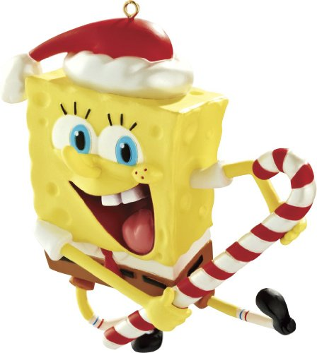 Carlton Cards Heirloom SpongeBob SquarePants Christmas Ornament