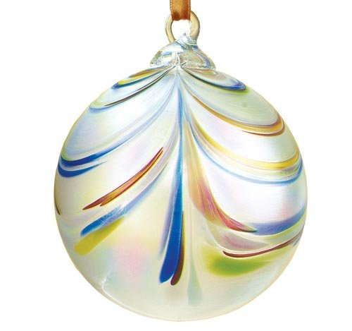 Glass Eye Studio Classic Taffy Ornament