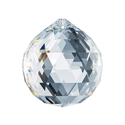 Swarovski Spectra Lead Free Feng Shui Crystal Ball, Very High Quality Crystal 50mm – 2 Inches Made in Austria