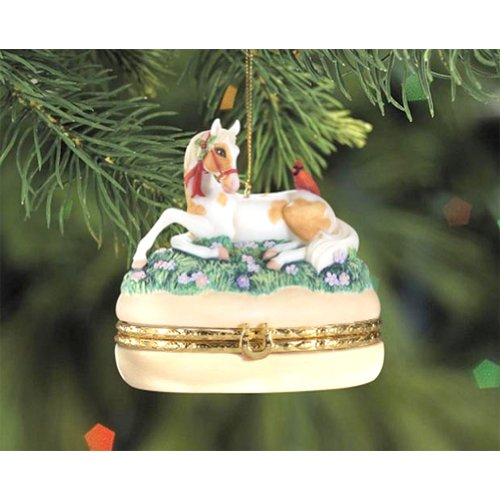 Breyer Golden Memories Treasure Box Ornament – 3rd in Series