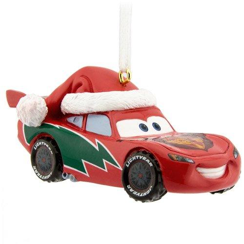 Hallmark Disney-Pixar Lightning McQueen Christmas Ornament