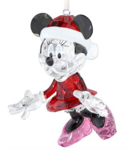 Swarovski Crystal Ornament #5004687 Disney – Minnie Mouse