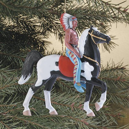 Breyer 2007 Retro Western Ornament #700617