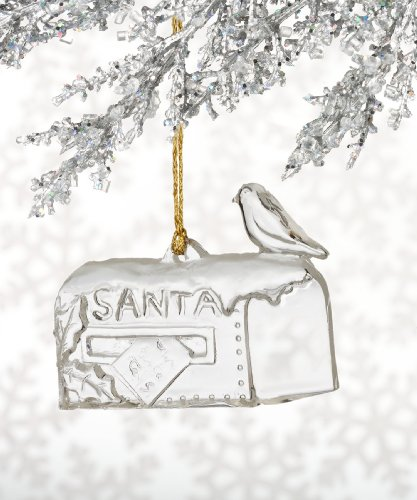 Marquis® by Waterford Santa's Mailbox, Christmas Ornament