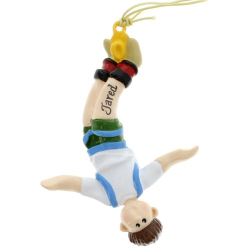 Bungee Boy Ornament