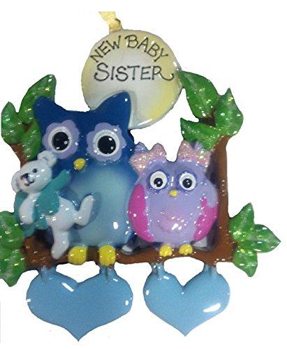 Blossom Bucket Tis the Season Owl on Shovel Christmas Decor, 3-3/4″ High