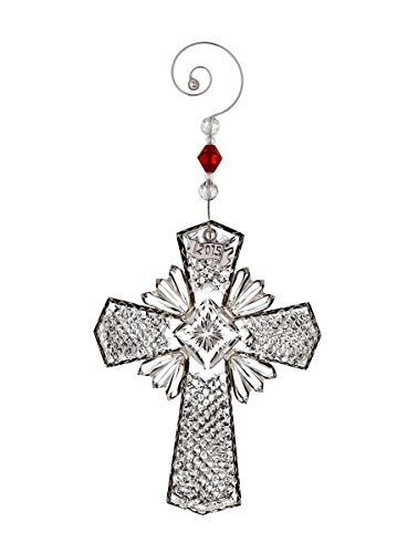 Waterford 2015 Heritage Cross Ornament