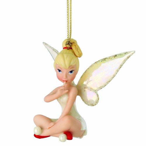 Lenox 2010 Secret Santa Tink Ornament