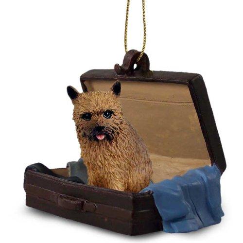 Norwich Terrier Traveling Companion Ornament