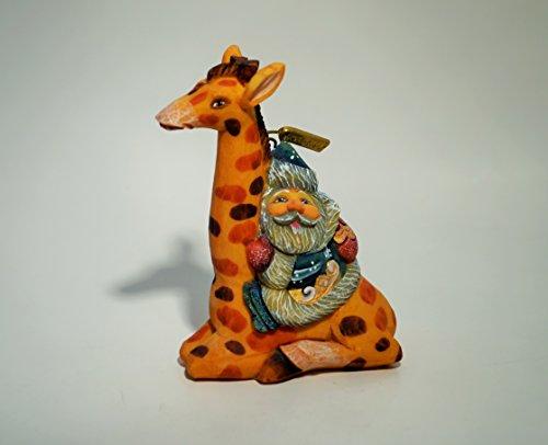G. Debrekht Ornament, 4″