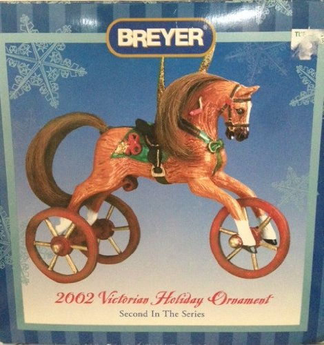 Breyer #700702 Victorian Holiday Ornament 2002