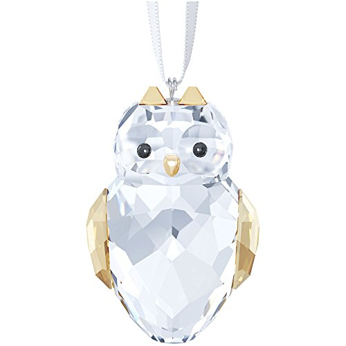 Swarovski 2015 Owl Ornament