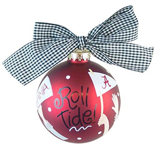 U of Alabama Crowd Cheer Ornament