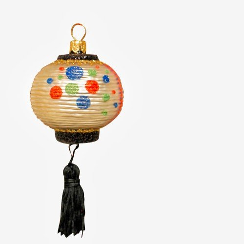 Ornaments to Remember: LANTERN Christmas Ornament (Fusion)