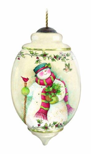 Ne'Qwa Seasons Greetings Ornament