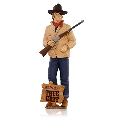 True Grit John Wayne Ornament 2015 Hallmark