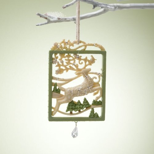 Foundations Reindeer Hanging Ornament
