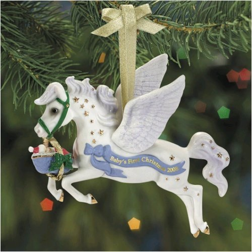 Breyer Baby's First Christmas Ornament – 3rd in Series for 2008