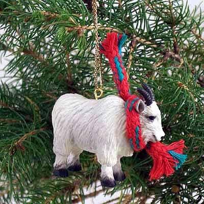 Conversation Concepts Mountain Goat Original Ornament