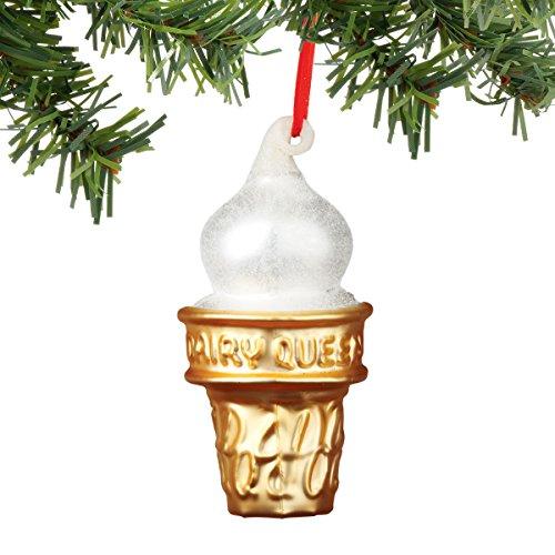 Department 56 Dairy Queen Vanilla Cone Ornament
