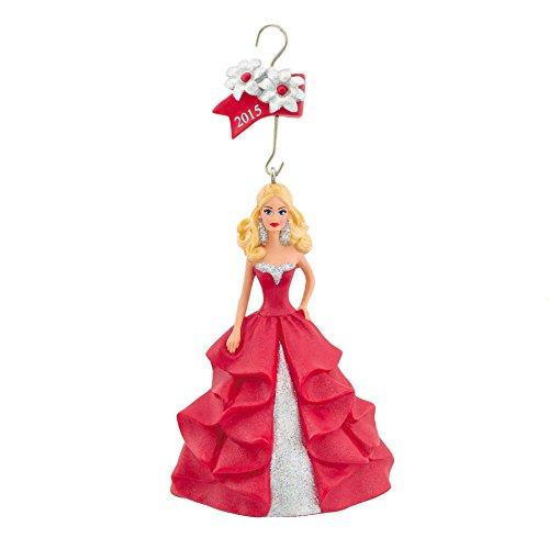 Hallmark Holiday Barbie Christmas Ornament